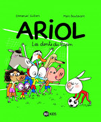 Ariol, tome 9 : Les dents du lapin