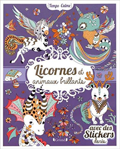 Licornes et animaux brillants