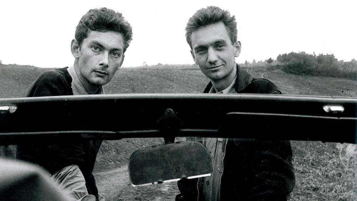 Thierry Vernet et Nicolas Bouvier - Etonnants Voyageurs