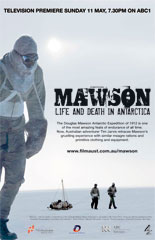 Mawson, Life and Death in Antarctica